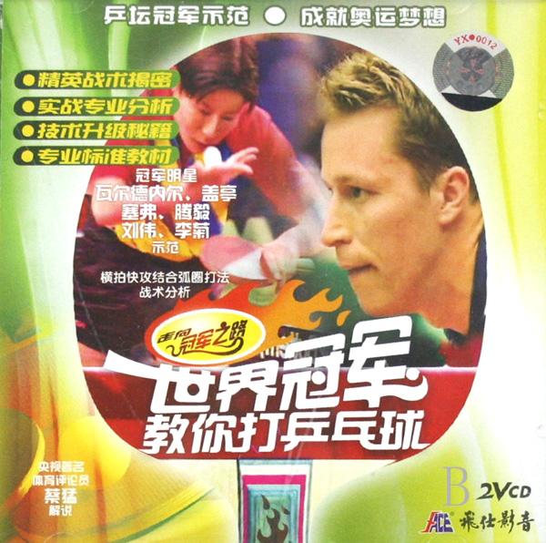 VCD世界冠军教你打乒乓球瓦尔德内尔盖亭寒云州大同区下泉村有热气球吗图片
