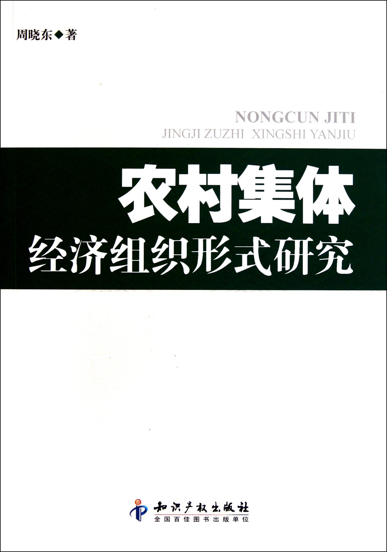 农村集体经济组织形式研究