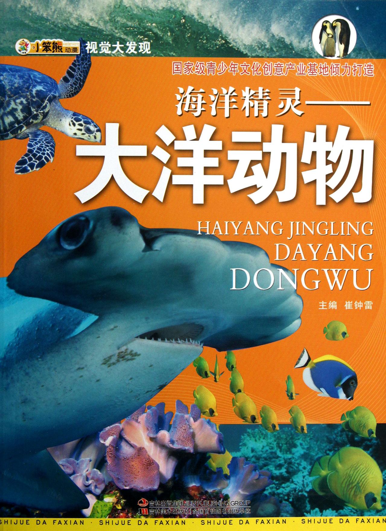 海洋精灵--大洋动物