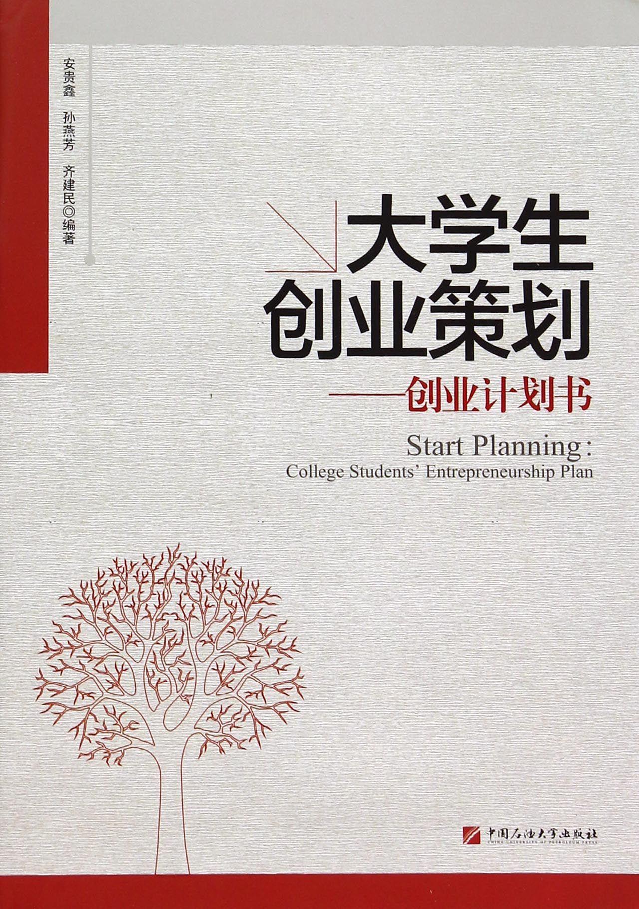 大学生创业策划--创业计划书图片