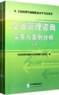 企业管理咨询实务与案例分析(上下全国管理咨询师职业水平考试用书)