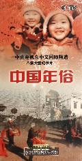 DVD中国年俗(4碟装)