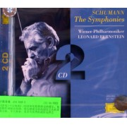 CD舒曼1-4交响曲(双碟装)