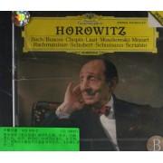 CD霍洛维茨*后浪漫钢琴作品集
