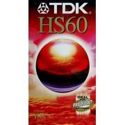 TDK HS60(E-60/88m空白像带)