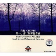 CD肖邦第一第二钢琴协奏曲