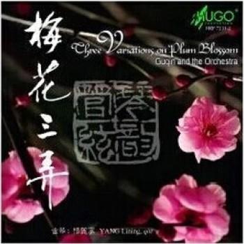 CD梅花三弄-琴韵管弦