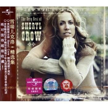 CD雪瑞儿克洛精选集