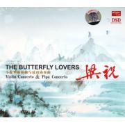 CD-DSD梁祝(小提琴协奏曲与琵琶协奏曲)