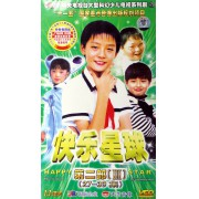 VCD快乐星球<第2部Ⅲ>27-39集(13碟装)