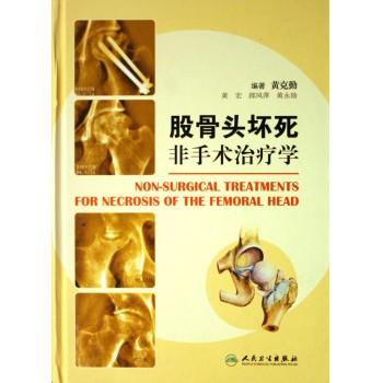 股骨头坏死非手术治疗学(精)