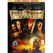 DVD-9加勒比海盗-鬼盗船魔咒(2碟装)