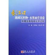 长江口潮滩沉积物--水界面营养盐环境生物地球化学过程(精)