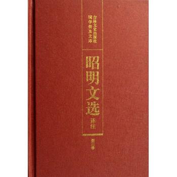 昭明文选译注(第3卷)(精)/国学普及文库