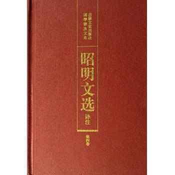 昭明文选译注(第4卷)(精)/国学普及文库