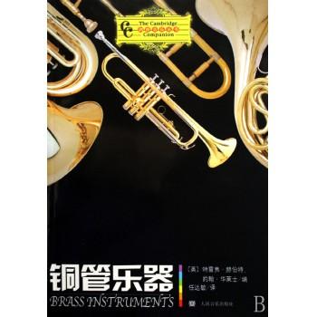 铜管乐器/剑桥音乐丛书
