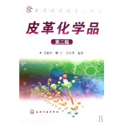 皮革化学品/新领域精细化工丛书