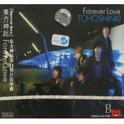CD东方神起永恒的爱