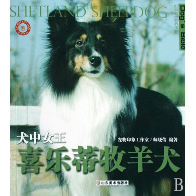 喜乐蒂牧羊犬(犬中女王)/世界名犬驯养宝典