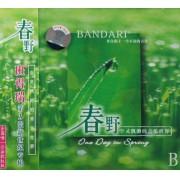 CD春野(班得瑞第3张新世纪专辑)