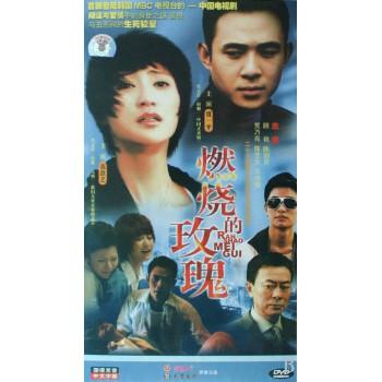 DVD燃烧的玫瑰(4碟装)
