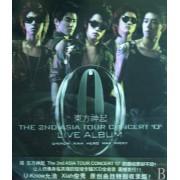 CD东方神起THE 2ND ASIA TOUR CONCERT O LIVE ALBUM(2碟装)