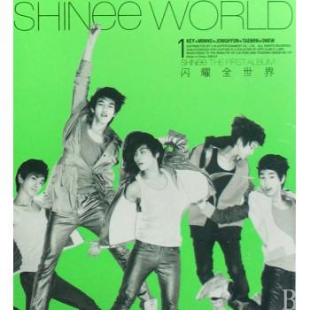 CD SHINee闪耀全世界
