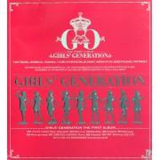 CD GIRLS GENERATION THE FIRST ALBUN