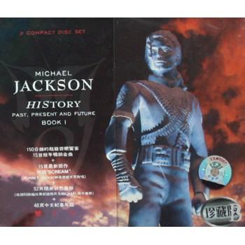 CD麦可·杰克森他的历史昨日**明日**辑<珍藏版>(2碟装)