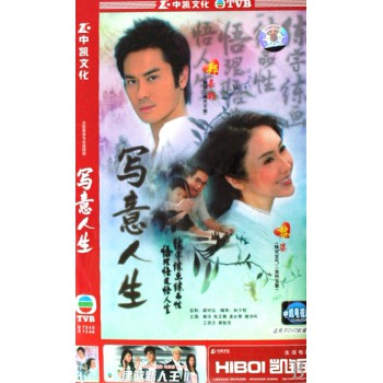 DVD写意人生<纸袋装>(4碟装)