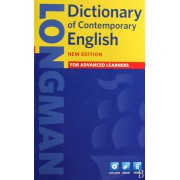 LONGMAN DICTIONARY OF CONTEMPORARY ENGLISH(附光盘NEW EDITION)