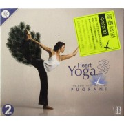 CD瑜伽音乐<心灵冥想>(2碟装)
