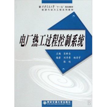 电厂热工过程控制系统(能源与动力工程系列教材)