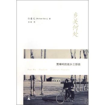 乡关何处(贾樟柯的故乡三部曲)