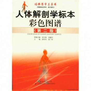 人体解剖学标本彩色图谱(第2版经典医学工具书)