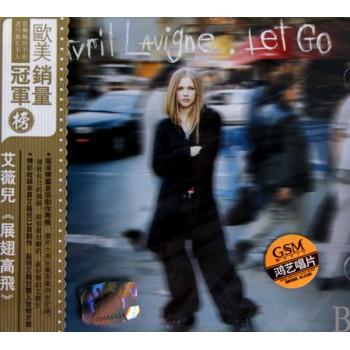 CD艾薇儿展翅高飞(欧美***榜)