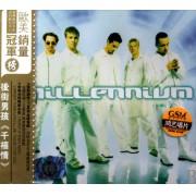 CD后街男孩千禧情(欧美销量冠军榜)