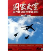 DVD国家天空<世界及中国空军发展史>(2碟装)