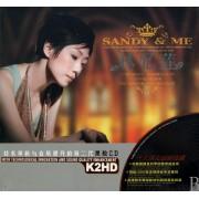 CD林忆莲SANDY&ME(2碟装)