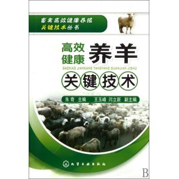 高效健康养羊关键技术/畜禽高效健康养殖关键技术丛书
