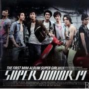 CD+DVD SUPER JUNIOR M超级女孩(2碟装)