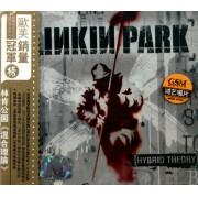 CD林肯公园混合理论(欧美销量冠军榜>(2碟装)