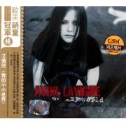 CD+DVD艾薇儿我的小小世界<欧美销量冠军榜>(2碟装)