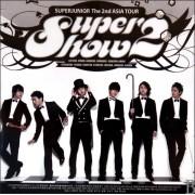 CD Super Junior Super show2(2碟装)