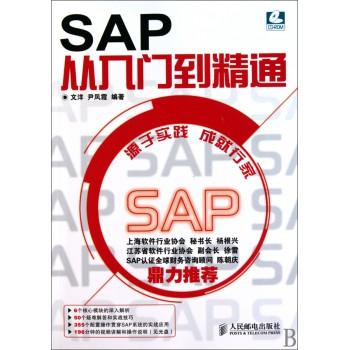 SAP从入门到精通(附光盘)