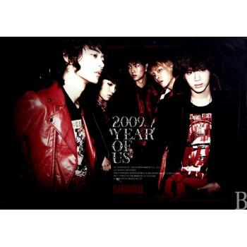 CD SHINee 2009 YEAR OF US