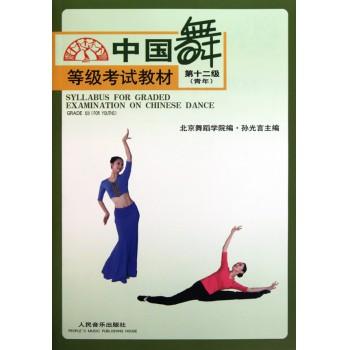 中国舞等级考试教材(**2级青年)