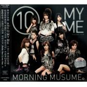 CD+DVD早安少女组10MY ME十全十美(2碟装)
