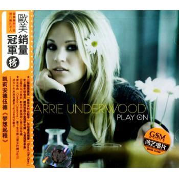CD凯莉安德伍德梦想启程(欧美***榜)