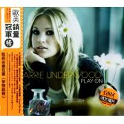 CD凯莉安德伍德梦想启程(欧美销量冠军榜)